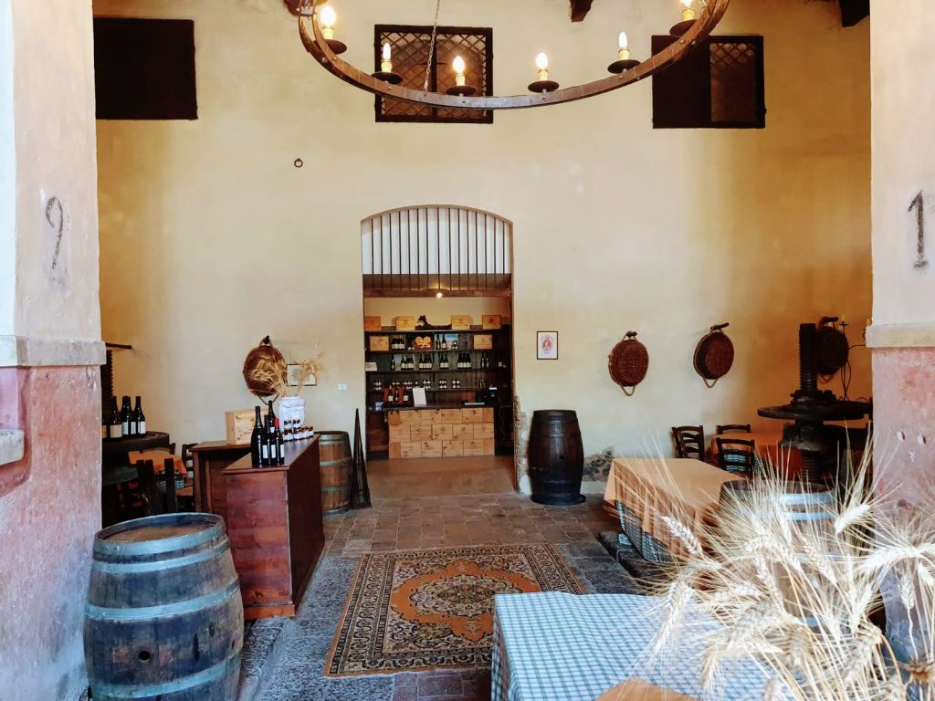 sicilian winery