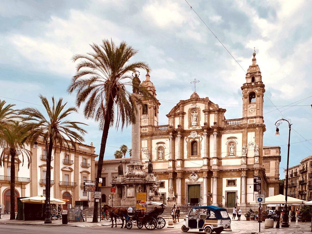 Palermo Sicily