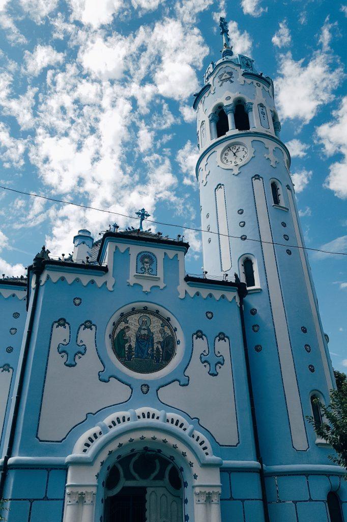 one day in bratislava