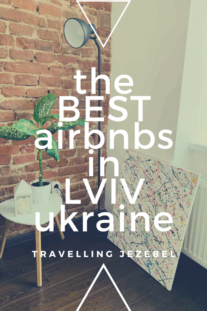 16 Insane Apartments in Lviv for Less Than £25 a Night!   Airbnb Lviv.  Lviv is a great destination for a European city break, and so I put together a list of unbelievable apartments in Lviv for under £25 a night! #lviv #ukraine #airbnblviv #lvivaccommodation