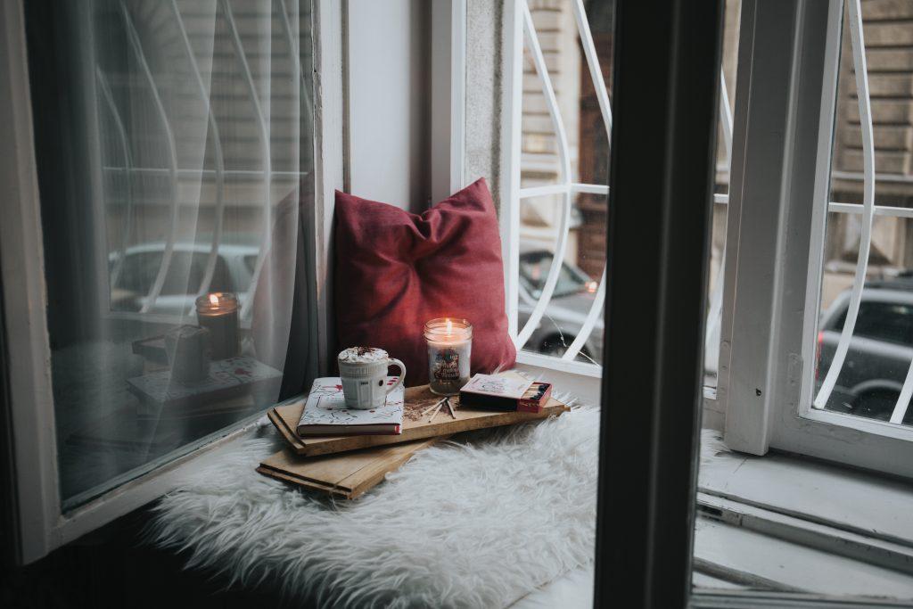 cosy window seat
