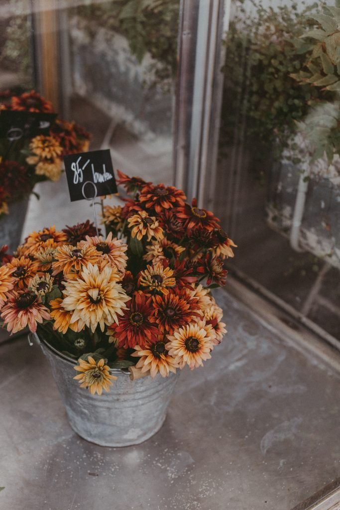 hygge flowers