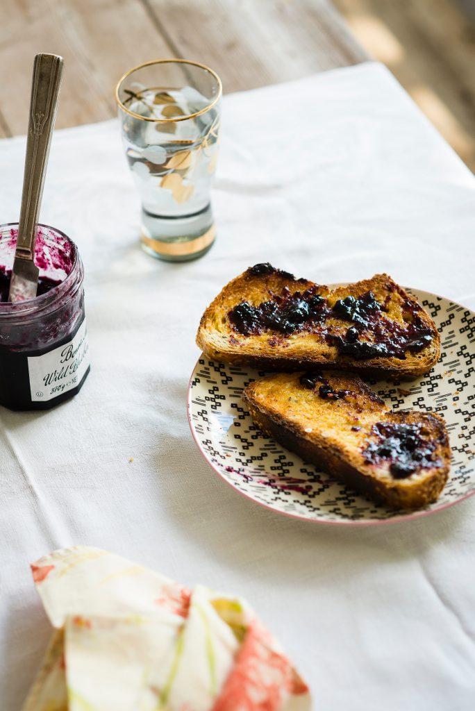homemade jam, summer hygge