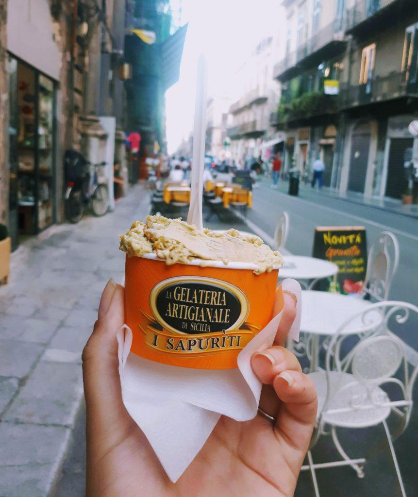sicilian gelato