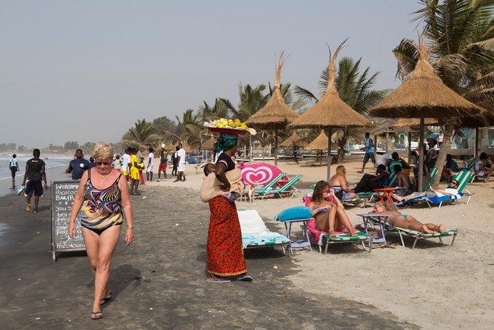 sex in gambia, senegambia beach